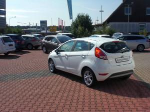 Ford Fiesta-hinten