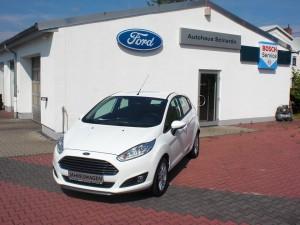 Ford Fiesta-vorne